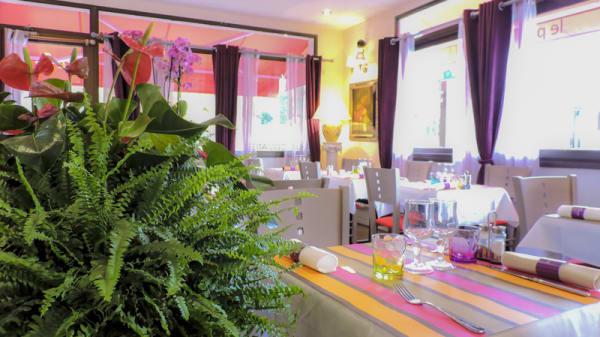 salle côté fenêtres - Le Pari Gourmand, Torcy