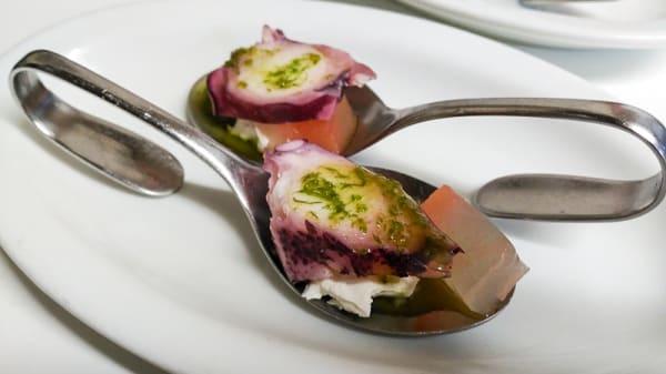 Sugerencia del chef - Rubiorena
