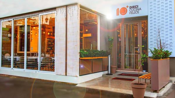 10 Cucina Felice, Battipaglia