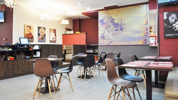 sala - Cake Factory Café, Torrelodones