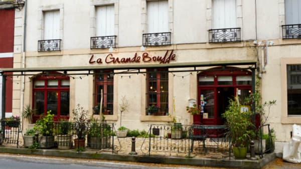 Entrée - La Grande Bouffe, Carcassonne