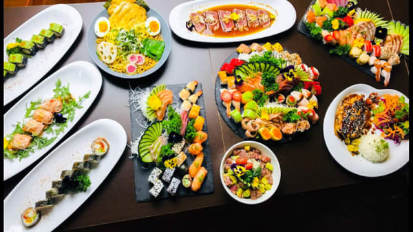 Sugestão prato - Koi Sushi Saldanha, Lisbon
