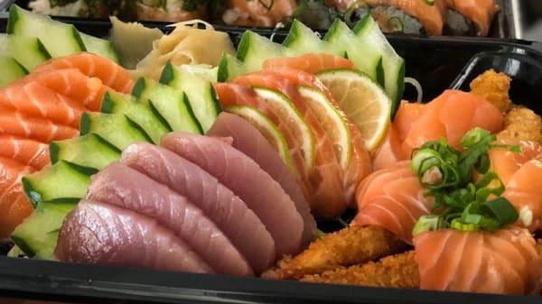 Sugestão prato - Zendô Sushi, São Paulo