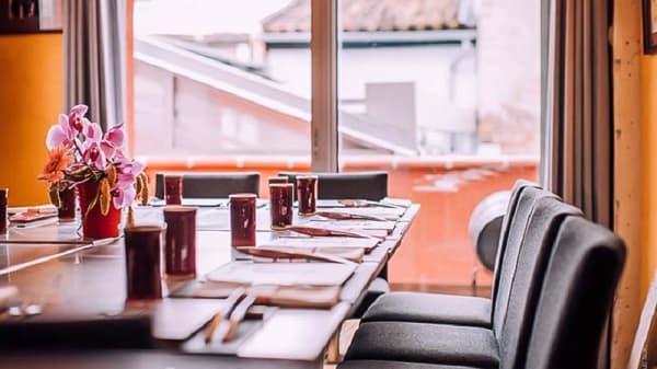Vue de la salle - La Table du Sommelier, Albi