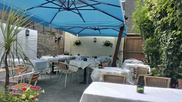 Restaurant - La Collina, London
