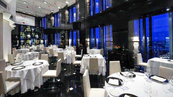 Restaurante noche - Volvoreta - Eurostars Madrid Tower, Madrid