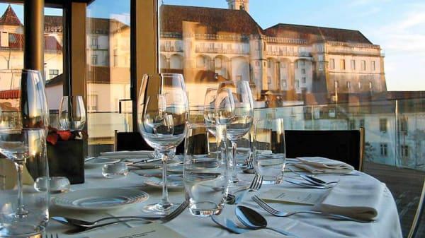 Vista da sala - Loggia, Coimbra