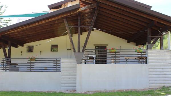 Esterno - Ristorante Dell'Agriturismo La Sorgente Longobarda, Cividale Del Friuli