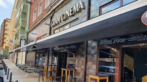 Gastropub Gran Cinema, Torrelavega