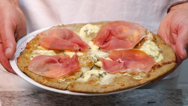 Impasto di Canapa - Pizzeria Il Selvatico, Fosdinovo