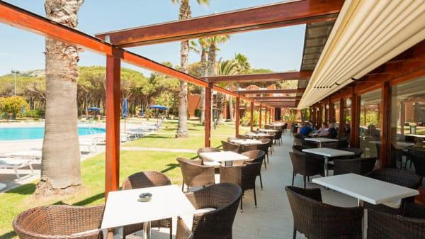 Terrazza - Gourmet Sunset Grill at Hotel Corte Rosada, Maristella