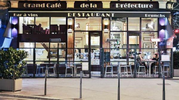 Entrée - Le Grand Café de la Préfecture, Lyon