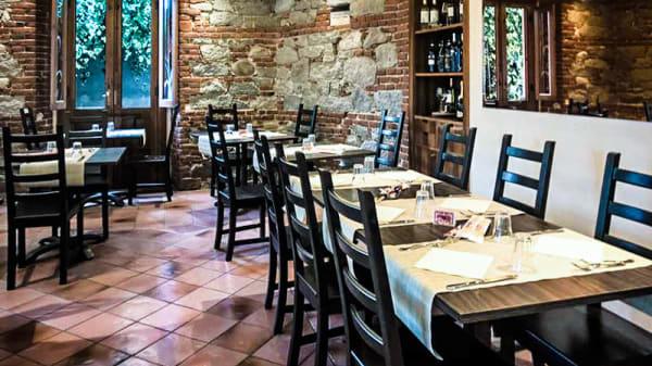 Sala del ristorante - Mi Buenos Aires, Biella