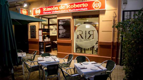 Entrada - Rincón de Roberto, Valencia