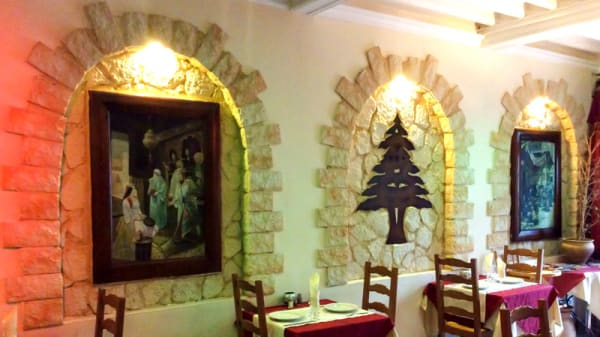 Vue de l'intérieur - Le Cèdre Du Liban, Béziers