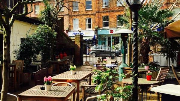 Terrace - The Garden Gate, London