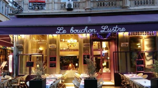 Restaurant - Le Bouchon Lustré, Lyon