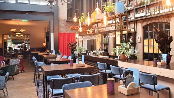 Het restaurant - Grand Café Metropole, Arnhem