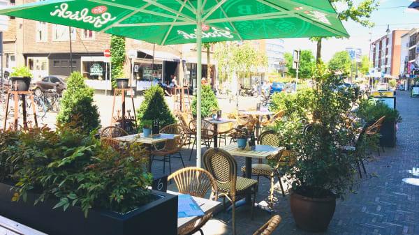 terrass - Grand Café Metropole, Arnhem