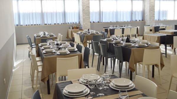 Interno - Hotel Clodi, Ancarano