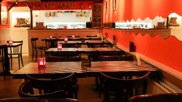 Restaurant - Restaurant Azmarino, Amsterdam