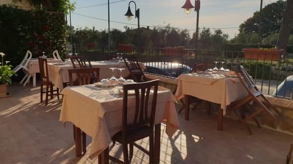 La terrazza - Ristorante da Remo, Grosseto