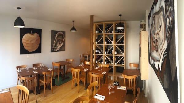 Restaurant - Grive, Paris