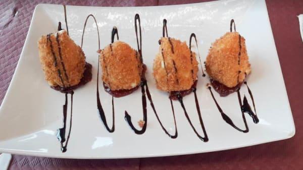 Sugerencia del chef - La Piscina, Torrox