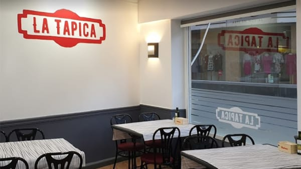 Vista sala - La Tapica, Villena