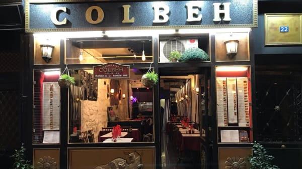 Colbeh, Paris