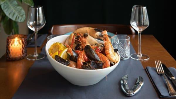 Suggestie van de chef - Restaurant Old Bay Rotterdam, Rotterdam