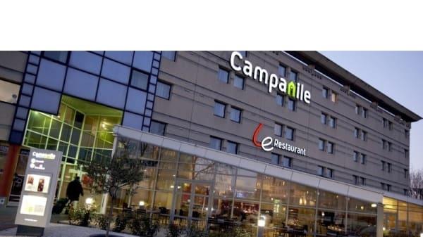 Vue extérieure - Le Restaurant Campanile Barbanniers, Gennevilliers