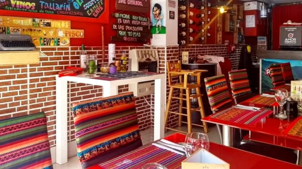 Sala del restaurante - Peruvianfood, Bogotá