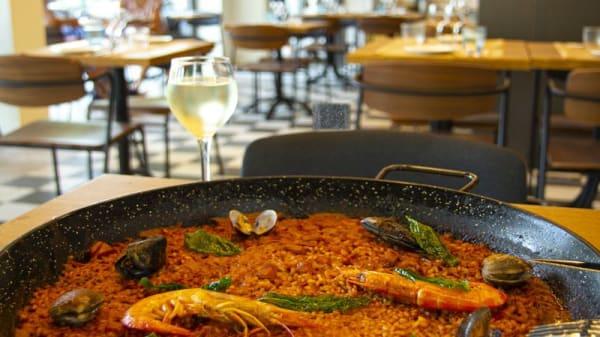 sugerencia del chef - Listo Restaurants,  Paral·lel, Barcelona