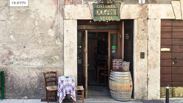 esterno - Dogana Vecia, Verona