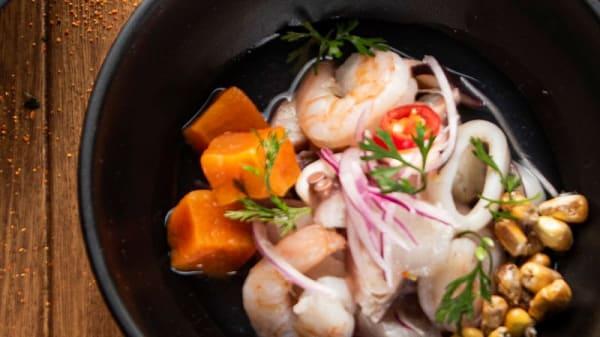 Sugerencia del chef - Uma Cantina Peruana, Comuna Chapinero