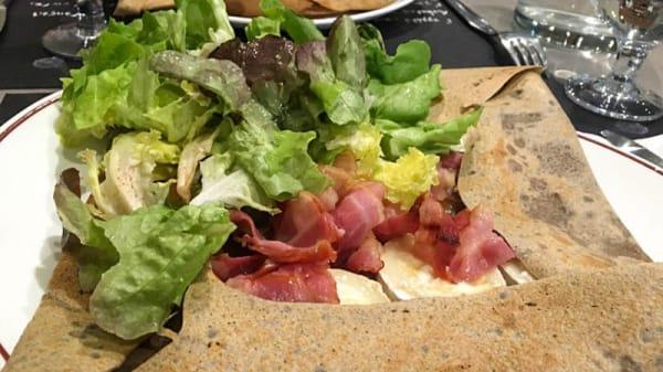 Suggestion de plat - La Gavotte, Ris-Orangis