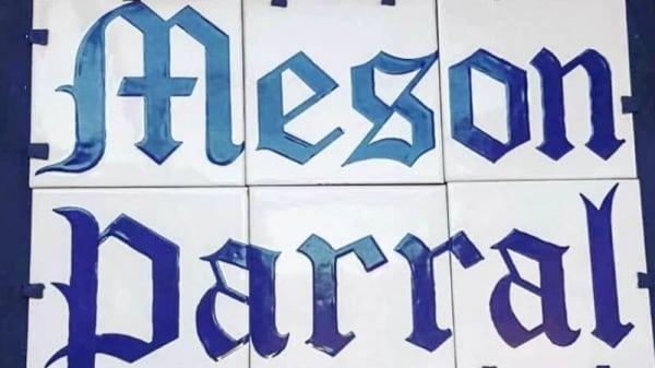 Detalle de decoración - Mesón El Parral, Cocentaina