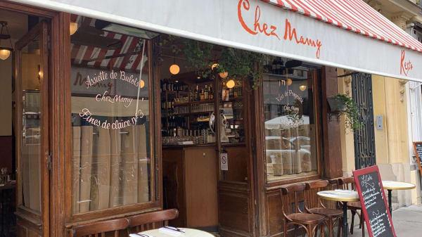 Chez Mamy, Paris