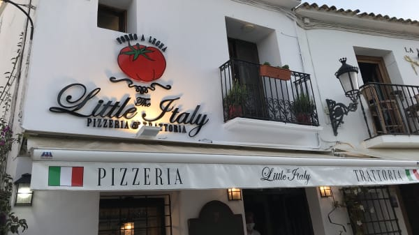 Little The Italy, Altea