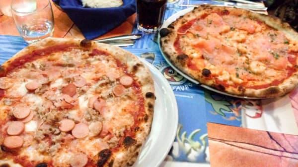 pizze - Bam Bam Ristosauro, San Maurizio Canavese