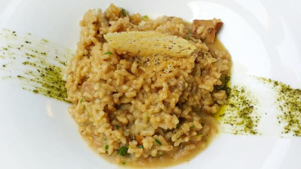 Sugerencia de plato - Sugarri, Hondarribia
