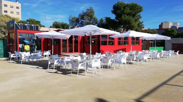 Terraza - Red padel grill, Alicante (Alacant)