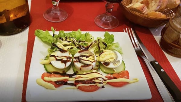 Sugerencia del chef - Four saisons, Paris