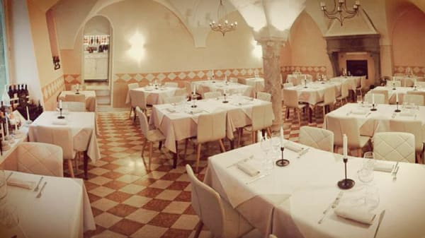 Sala Interna - Floriana ristorante, Salò
