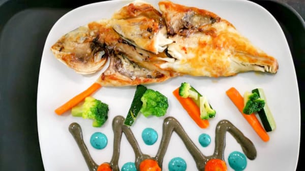 Sugerencia del chef - Brindis Restaurante, Benalmadena