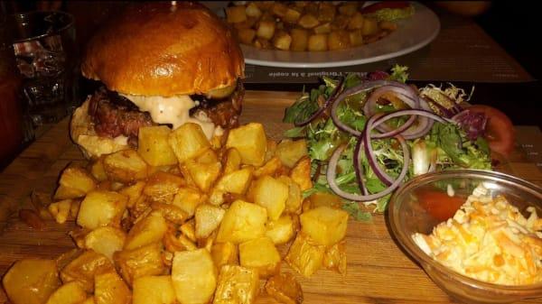 Burger - Le VO, Toulon