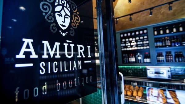 Amùri Sicilian Food Boutique, Rome