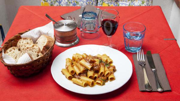 Lo chef consiglia - Na Bona Furchetta, Naples