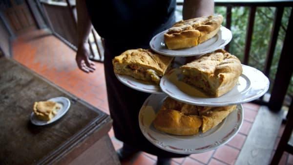 plato - La Moncloa de San Lázaro, Cacabelos